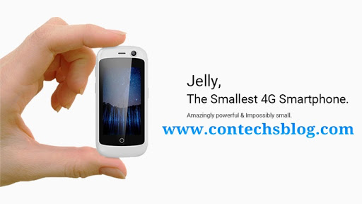 Jelly Phone Specifications