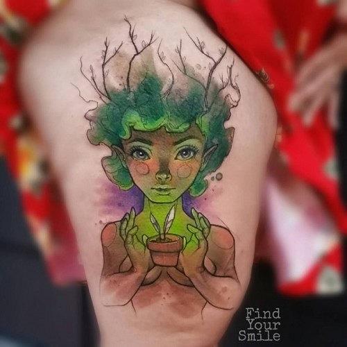 este_cativante_me_natureza_tatuagem