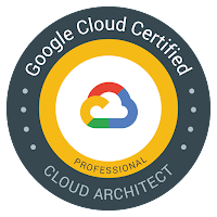 best Google cloud certification for senior developers