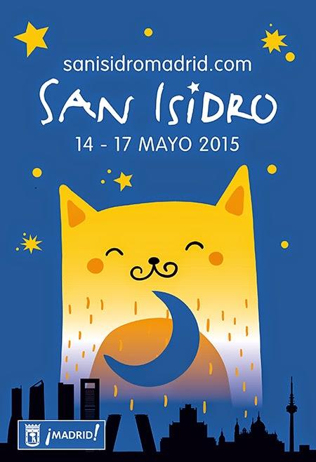 Música para las fiestas de San Isidro 2015