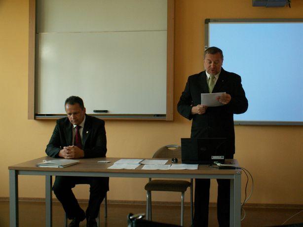 pierwsza konferencja w zespole szkół nr 2 - PICT0340_1.JPG