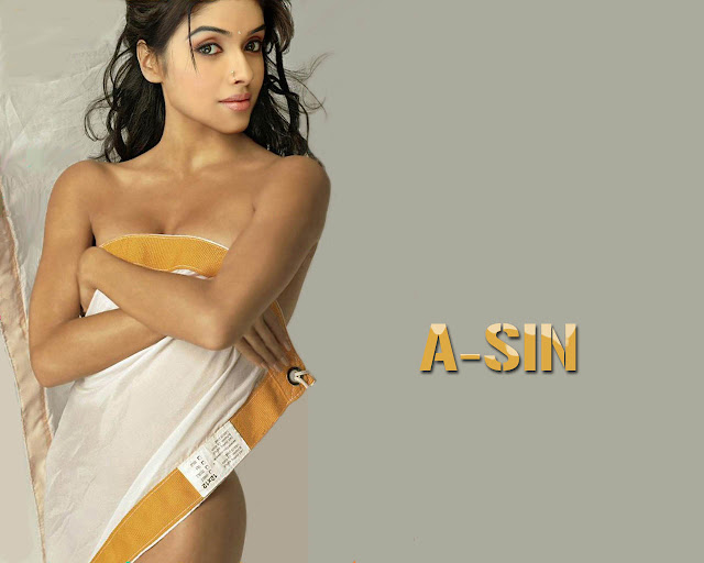 Asin Sexy Photoshoot only with Towel
