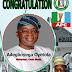 Osun Judgement: APC Youth Organization Congratulates Gov Oyetola Gboyega