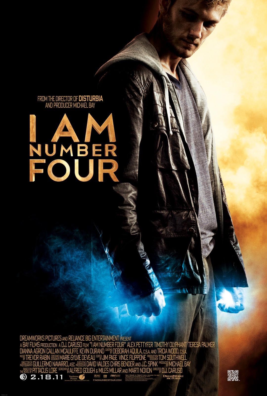 Ich Bin Nummer 4 2