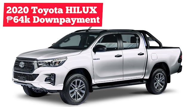 2020 Toyota HILUX PICK-UP Low Downpayment Installment Promos | Toyota Batangas City