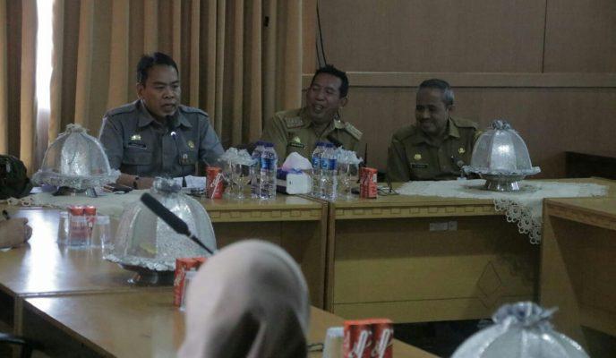 Dinas Kominfo Kab. Soppeng Terima Kunjungan Dinas Kominfo Provinsi Sulsel