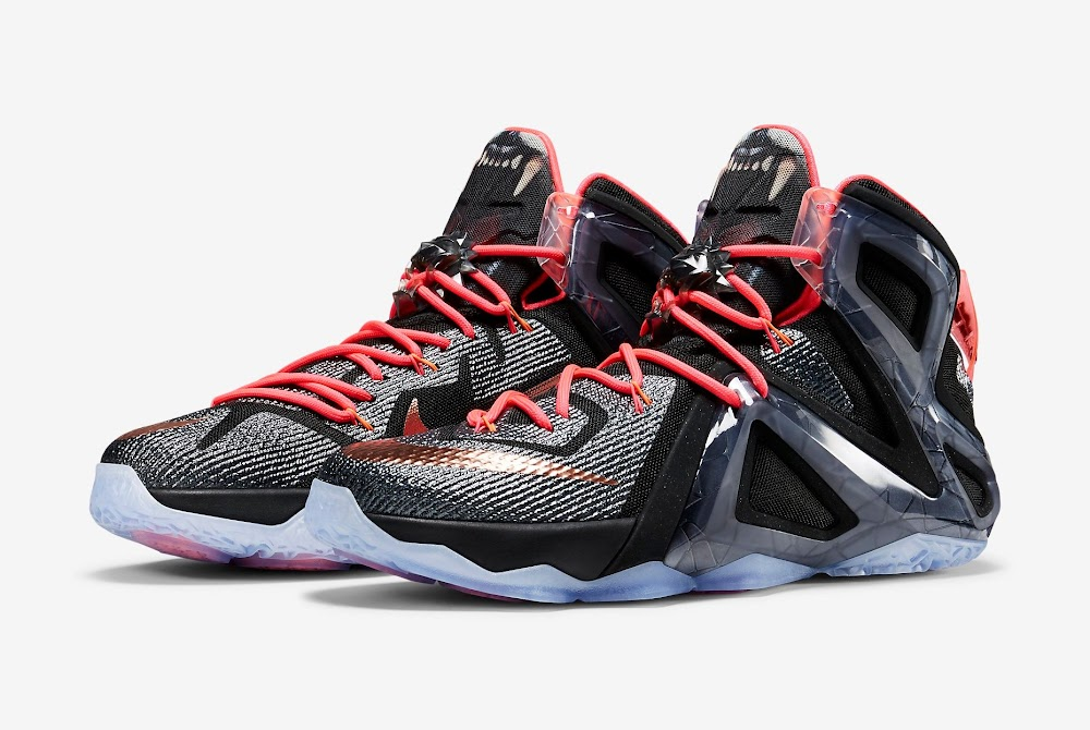 buy online 60619 f85cd ... Available Now Nike LeBron 12 Elite Rose Gold ...