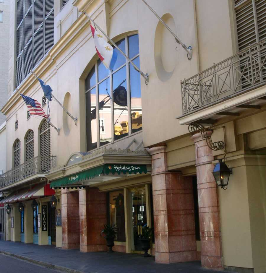 review french quarter inn hotel top 25 hotel in the us. Black Bedroom Furniture Sets. Home Design Ideas