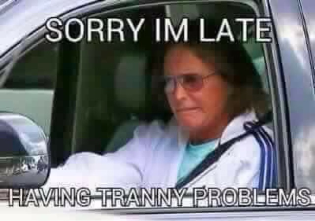 Having Tranny 9