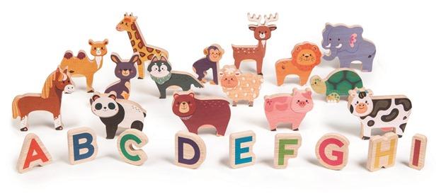 Animali e lettere