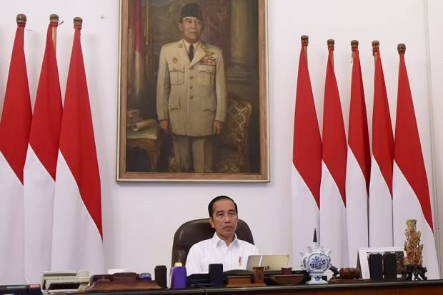 Jokowi Minta Dana Desa untuk Tangani Dampak Corona