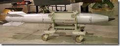 B61-12 gravity bomb