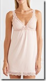 Eberjey pale pink chemise