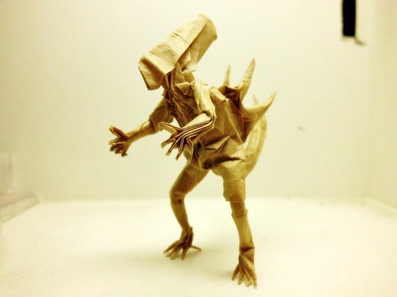Kade chan alien origami alien monster kade chan alien origami alien monster jeuxipadfo Images