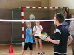 Sportowy poranek - badminton