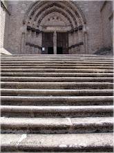 Photo: Abadía de la Chaise-Dieu. Auvernia ( Francia) http://www.viajesenfamilia.it/
