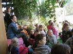 Wycieczka klas 0- III do ośrodka w Zalesiu - 15.04.2014