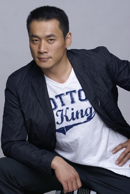 Ding Haifeng China Actor
