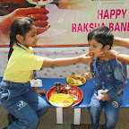Rakshabandhan Celebration (Pre-primary) 17.08.2016