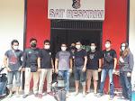 3 Hari Buron, Akhirnya Tahanan Polres Melawi Ditangkap