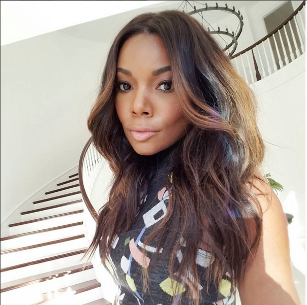Gabrielle Union Profile pictures, Dp Images, Display pics collection for whatsapp, Facebook, Instagram, Pinterest.