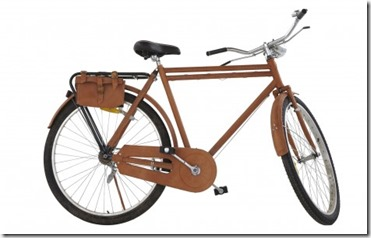 Leather Bike