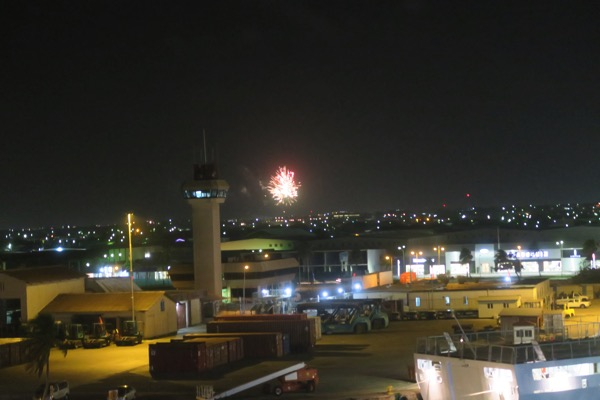 Firework 001