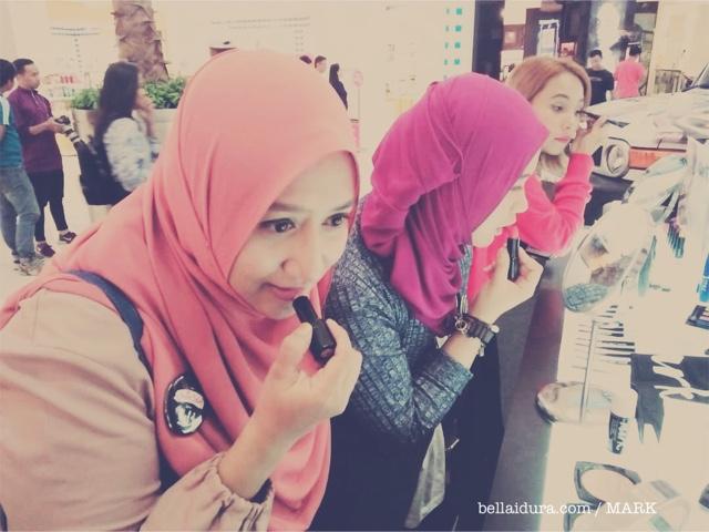 MEKAP BERKUALITI TIDAK SEMESTINYA MAHAL MARK MALAYSIA BUKTINYA