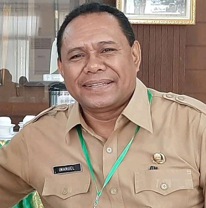 Kadis Imanuel: Betul, Lembur Barat Sampel Pantauan Kemendagri Pilkades Serentak 2021 di Kabupaten Alor