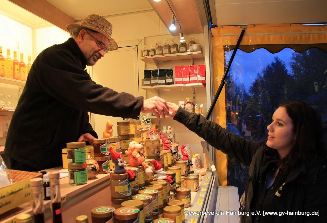 Imkerei Burtzlaw @ Martinsmarkt 2012 | Foto: Tobias Kemmerer (Vorstand Gewerbeverein Hainburg e.V.)