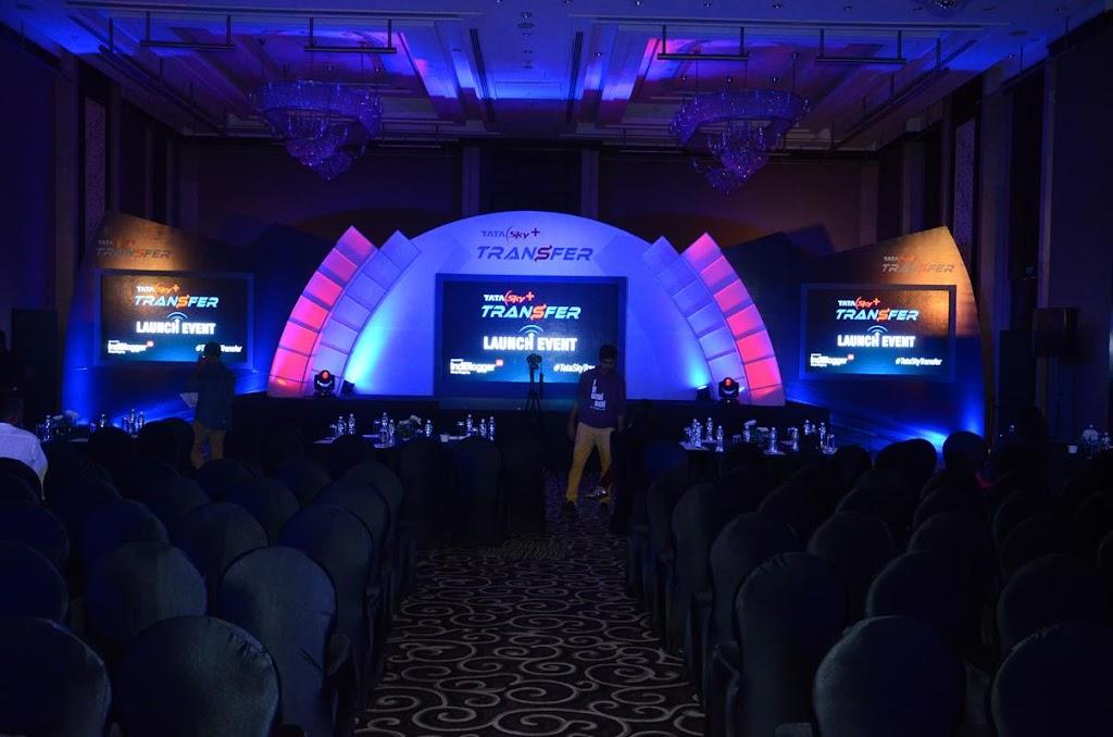 Tata Sky Transfer Product Launch Event - Hotel Paladium 3