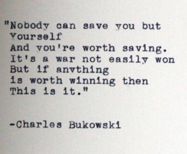 Good Day For A Bukowski Quote The Bushido Way
