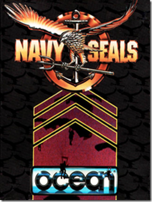 Navy Seals Amiga Cover