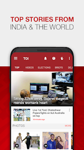 News by The Times of India Newspaper v5.2.4.6 [Ad-Free] APK 1