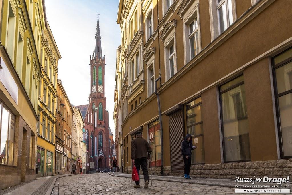 Kolegiata pw. Świętych Aniołów Stróżów w Wałbrzychu