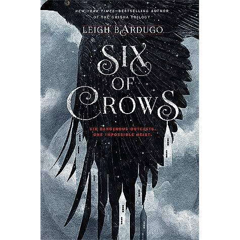 Book Review: Six of Crows, Novel by Leigh Bardugo