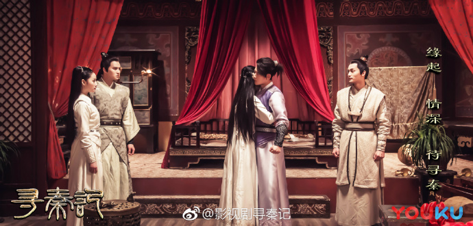 A Legend Of A Modern Man Gets Back To Qin Dynasty China Web Drama