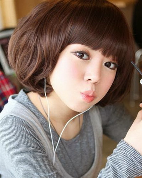 korean girls bob haircut for Women - Fashionre