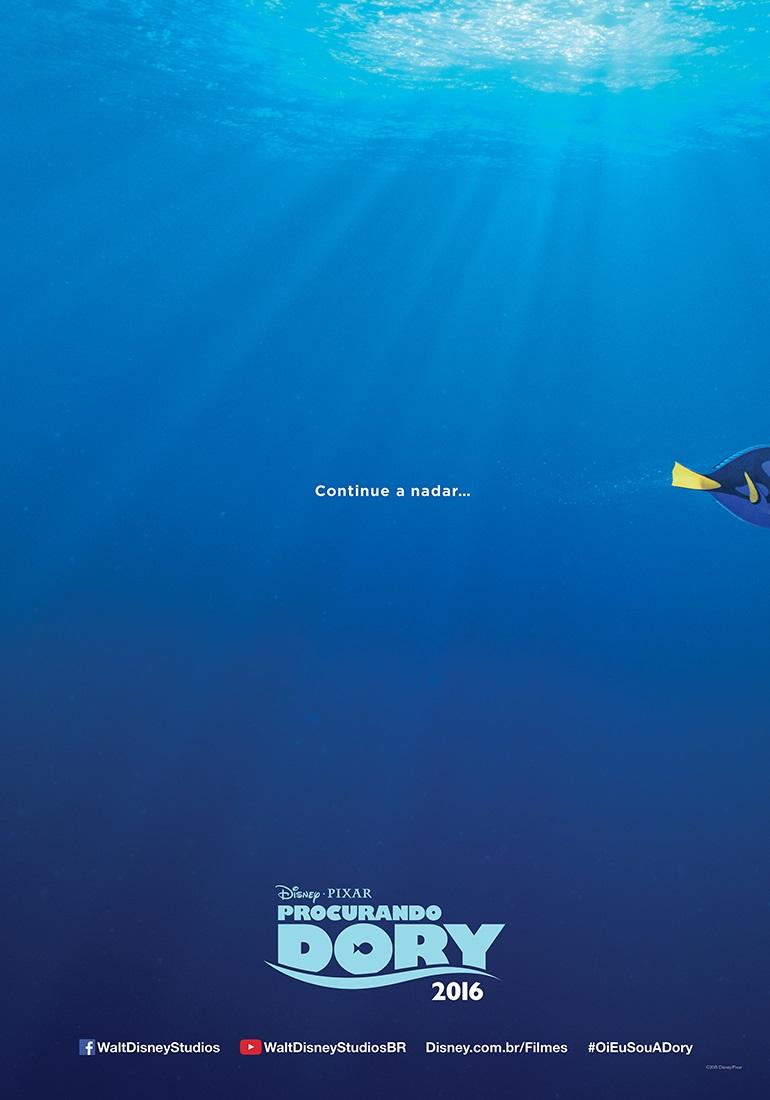 Filme: Procurando Dory (Finding Dory - 2016)