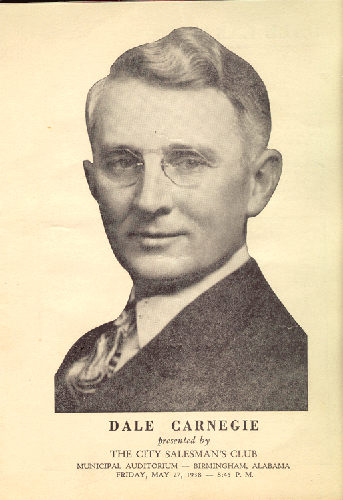 Dale Carnegie 3, Dale Carnegie