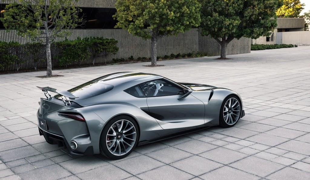 Toyota FT1 Concept New Supra Pebble Beach Monterey001