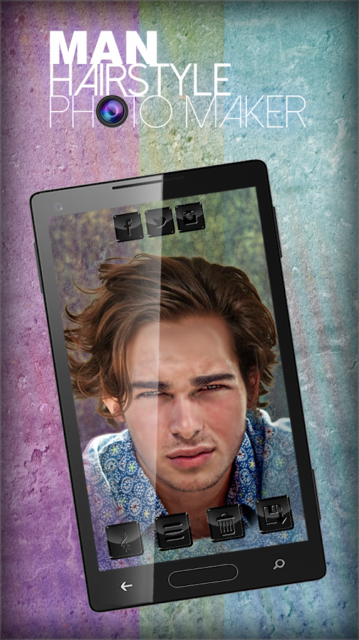 Man Hair Style Photo Maker Android Apps On Google Play - Hair style changer app for android