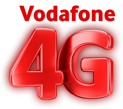 Vodafone superfast 4g super 4g in all over india like delhi