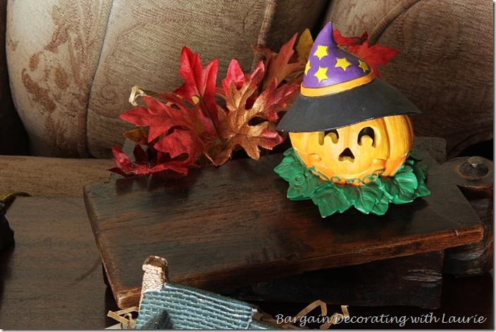 Halloween Jacck-O-Lantern in Box