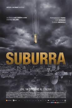 Capa Suburra (2015) Dublado Torrent