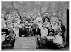 Posluchačky hospodiňského kurzu 9.1.1927, ZOHOR