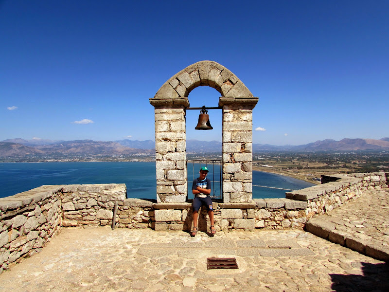 Peloponnese what to see