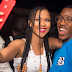 Photo: Already moved on from Gifty! Mr 2kay pictured with his new boo at Rumors night club