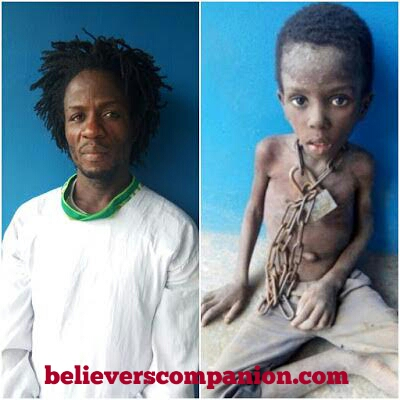 Celestial church of christ reacts to chained boy in ogun bc following the report of a chained boy in a celestial church in ogun state nigeria celestial church of christ worldwide under the leadership of his publicscrutiny Gallery