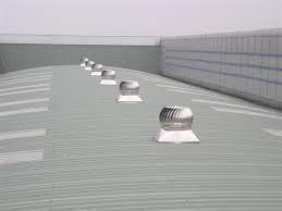 Cầu thông gió kim loại cho nhà xưởng cơ khí giá rẻ, bảo hành trọn gói, lắp đặt cầu thông gió nhanh chóng